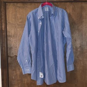Brooks Brother button down- 15 2/3